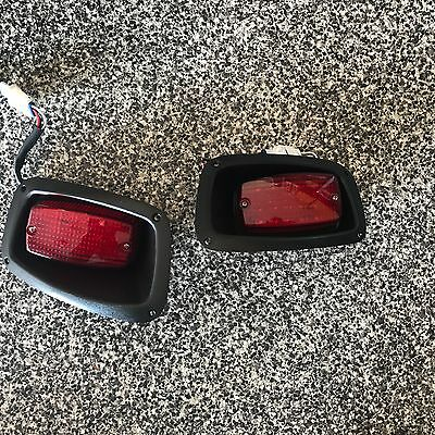EZ-GO TXT '95-'13 Golf Card rear LED tail lights brand new