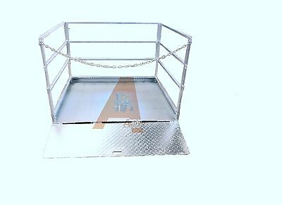 Goods Cage Storage Cage Furniture whitegoods Cage Galvanized $999+GST Negotiable