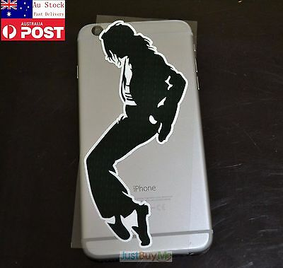 Classical Michael Jackson Dance Phone Car Window Reflective Sticker 15cm #224