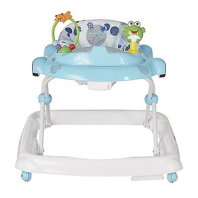 Dream On Me On-The-Go Baby Activity Walker - Blue light used