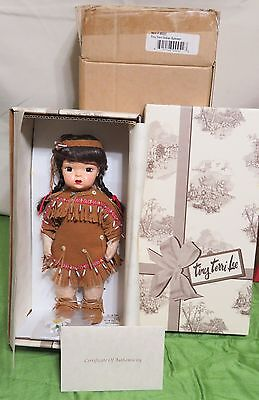 "Indian Summer 10"" Doll - Tiny Terri Lee LE 1000 - Item# 40022"