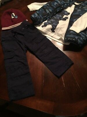 4 Piece Outfit From Gymboree Size 18-24 Months