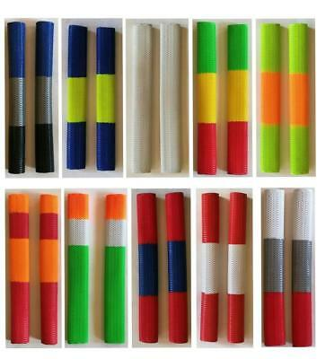 Ripple Cricket Bat Grips - Multi Colours High Quality - 2 for $12.00 - Brand New