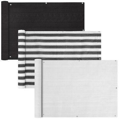Privacy Garden Fence Panel Cover Balcony Mat Screen Sunshade Multi Colours/Sizes