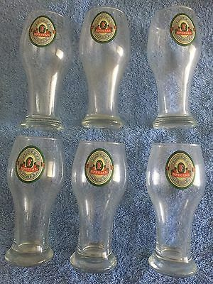 Fosters Special Bitter Beer Glasses Set of 6 FREE POSTAGE