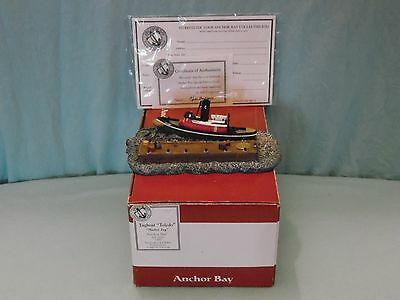 Anchor Bay Great Ships of the World Tugboat Toledo Harbor Tug #761