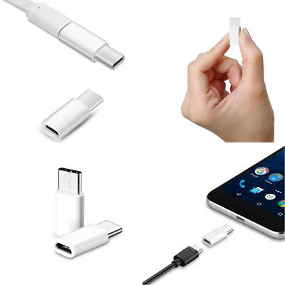 5pack Type-C USB-C to Micro USB Data Charging Adapter For Samsung Galaxy S8/S8 +