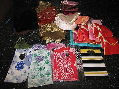 Lot of JEWELRY BAGS POUCHES