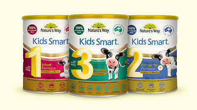 Natures Way Kids Smart Formula 900G Genuine! Cheapest Price! All Steps