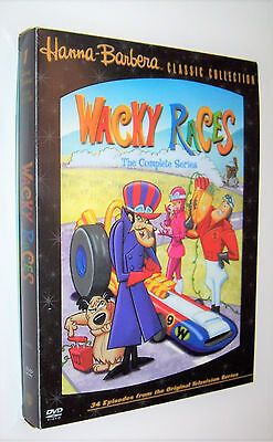 Hanna Barbera Classic Collection : Wacky Races: The Complete Series
