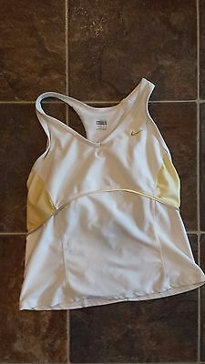 NIKE FIT DRY Sports Tank Top WOMEN'S Large 12-14