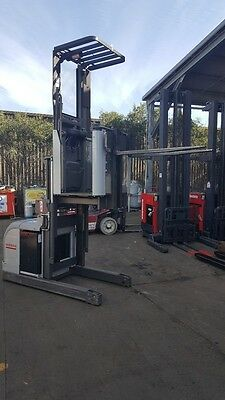 NISSAN OPM 100 Multi-Level Order Picker 1.5m+ Lift Low Hour $5999+GST NEGOTIABLE