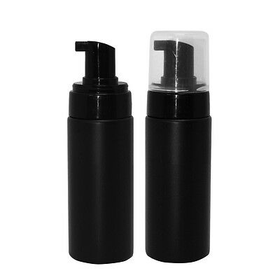 150ml Black Foaming Bottle with Black Pump x 14