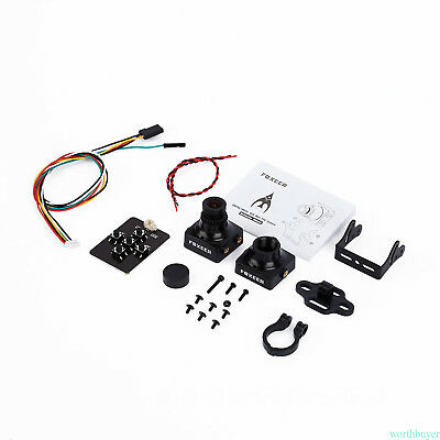 New 1pc Arrow HS1190 FPV NTSC 600TVL 2.8mm CCD Camera Buit-in MIC For Foxeer