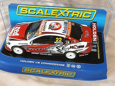 scalextric holden commodore rare and new