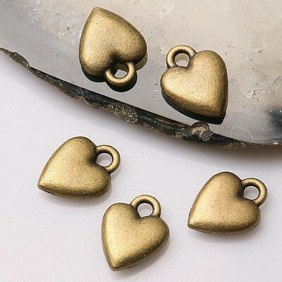 10pcs antiqued bronze  color 2sided trophy shaped  charms  EF3444