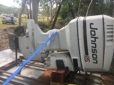 Johnson 115 Hp Can Freight Australia Wide