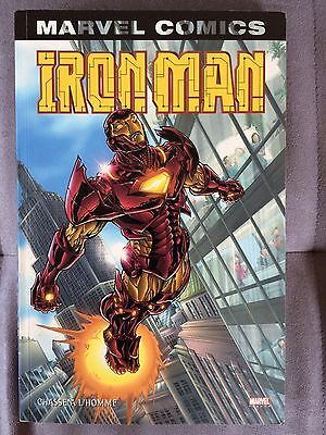 IRON MAN Marvel monster édition n° 1 TBE chasse a l'homme.