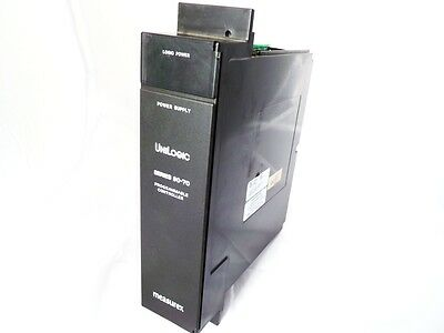 GE FANUC IC697PWR710F SERIES 90-70 POWER SUPPLY - 120/240vAC - 5v OUT - 55W