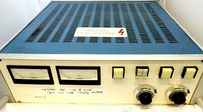 Hml Model 421 High Voltage Power Supply 0-20Kv