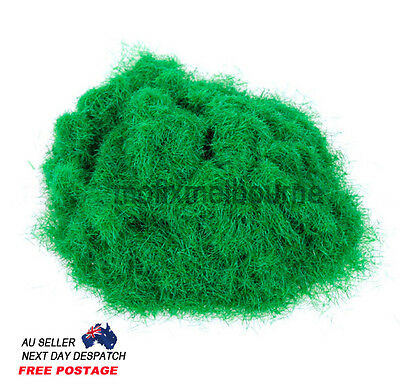 Architectural Artificial Moss Scale  Modelling Miniature 50g  terrarium Green