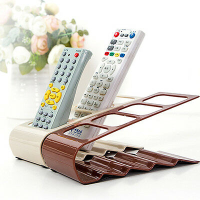New Storage Caddy Organiser For TV DVD Remote Control Mobile Phone Holder Stand
