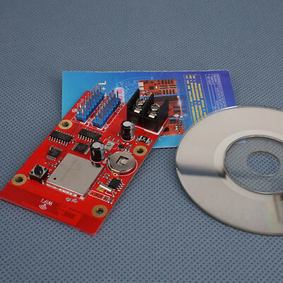 New LED Display Screen Advertising Control Card 32*320 Wireless Driving Board