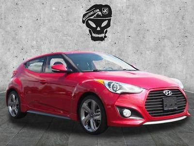 2014 Hyundai Veloster Base 3dr Coupe 2014 Hyundai Veloster Turbo Base 3dr Coupe