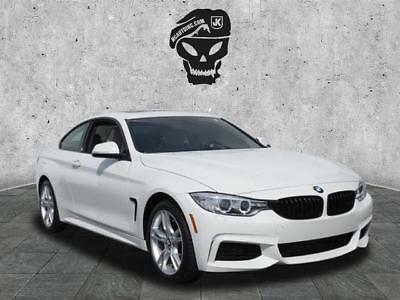 2015 BMW 4-Series 435i xDrive AWD 2dr Coupe 2015 BMW 4 Series 435i xDrive AWD 2dr Coupe