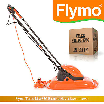 flymo hover mower for sale picclick uk. Black Bedroom Furniture Sets. Home Design Ideas