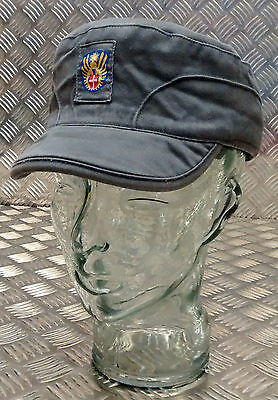 Genuine Danish Army Grey CD Combat / Fatigue Baseball Cap / Hat - All Sizes sq