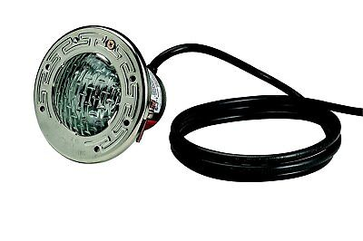 Pentair PacFab 77362000 120V 250W AquaLight Light with 200' Cord