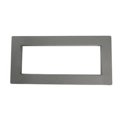 Hayward SP1085FGR Skimmer Snap on Face Plate Cover - Gray