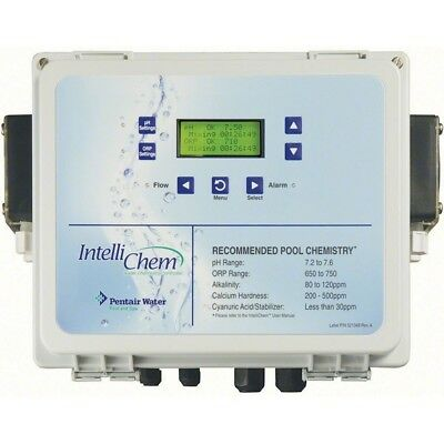 Pentair PacFab 521357 IntelliChem Chemical Controller without Pump
