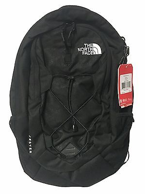 The North Face Jester Backpack (Black) 2017