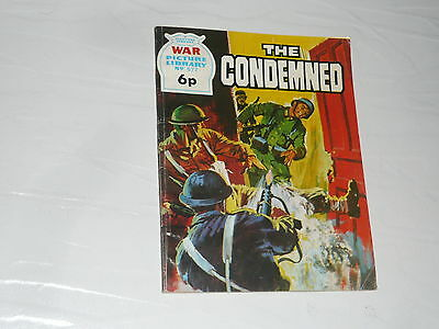 War Picture Library Comic Magazine No677 The Condemned Hawker Hurricane WW2 WWII