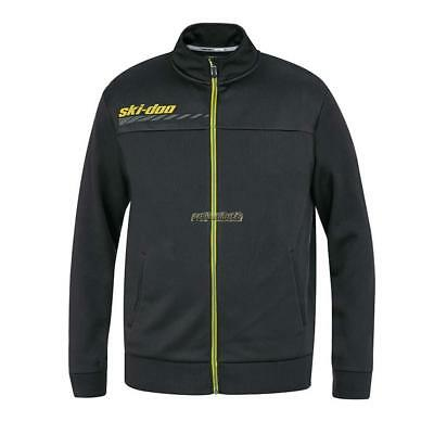 Ski-Doo Zip-up Mid Layer - Black