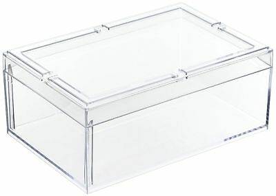 MULTIROIR 039455 Transparent storage box 180 x 120 x 75 mm