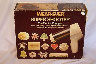Wear Ever Super Shooter Cookie Press