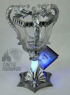 Universal Wizarding World Harry Potter Light-Up Tri Wizard TriWizard Goblet Cup
