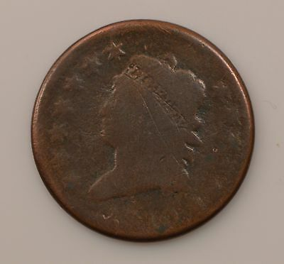 1810 Classic Head *Normal date* Large Cent *Q80