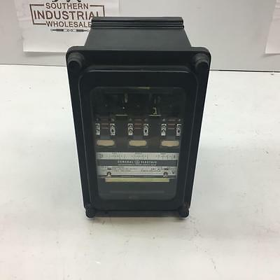 GE overcurrent relay 12PJC32F34A