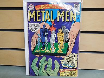 METAL MEN Comic #16 DC Comics (DH1228)