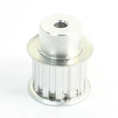 8mm Bore 27mm Width 12T Stepper Motor Synchronous Timing Belt Pulley