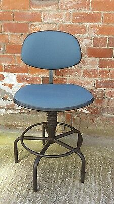 Vintage Evertaut swivel chairs I have 15 ex con..office,bar,restaurant..pos del