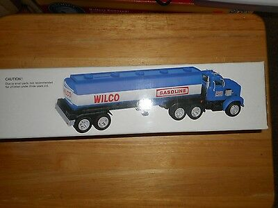Wilco 1985 Toy Truck Bank With Box