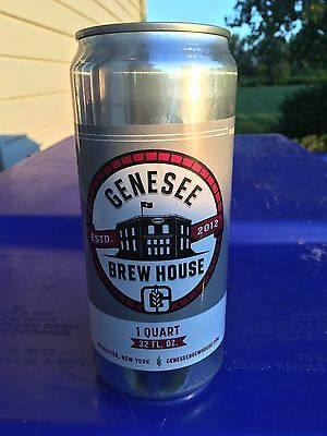 Sweet Genesee brew house 16 oz. can