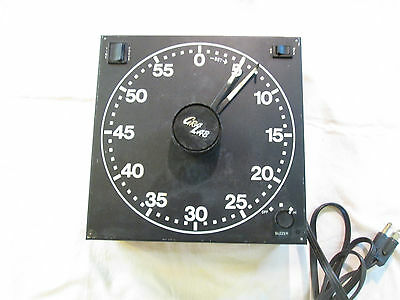 Dimco-Gray Gra-Lab Model 300 Electric Photgraphic Darkroom Timer