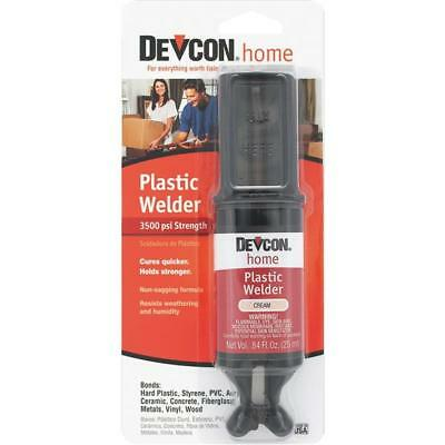 Devcon Waterproof Plastic Welder Epoxy Cream 25 ml 22045