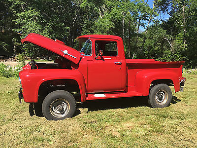 1956 Ford F-100  1956 Ford F-100